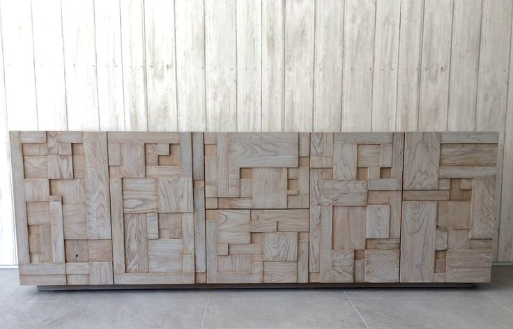 Furniture Design and Finishes