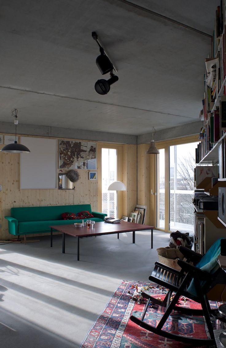 Gallery - R50 – Cohousing / ifau und Jesko Fezer + HEIDE & VON BECKERATH - 5