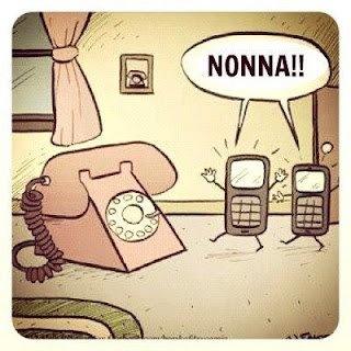"""""""Telefonate"""" di famiglia..."""