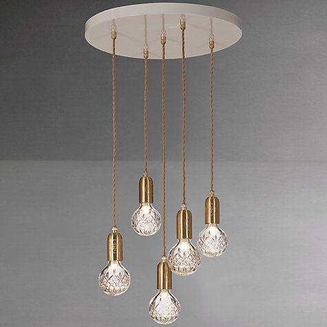 Buy Lee Broom Decorative Bulb Chandelier Online at johnlewis.com