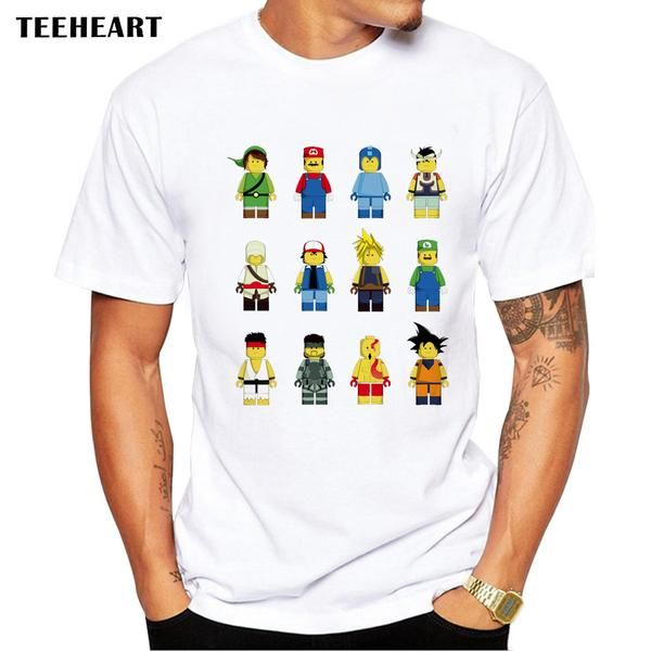 2017 Summer Lego Cosplay Design T Shirt Men's Funny Game Character Pri – Let Go My Lego Blocks https://let-go-my-lego-blocks.myshopify.com/collections/lego-t-shirts/products/2017-summer-lego-cosplay-design-t-shirt-mens-funny-game-character-printed-tops-hipster-tees-la596?utm_campaign=crowdfire&utm_content=crowdfire&utm_medium=social&utm_source=pinterest