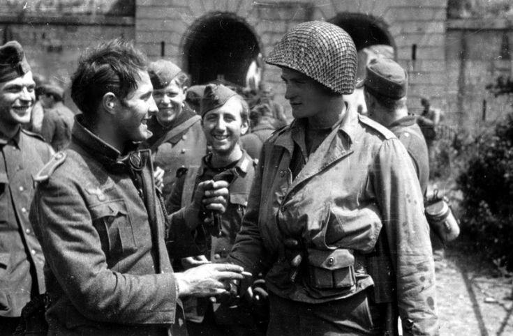 Jediná bitka, v ktorej Američania a Nemci bojovali bok po boku. Druhá svetová vojna priniesla aj nečakané spojenectvá