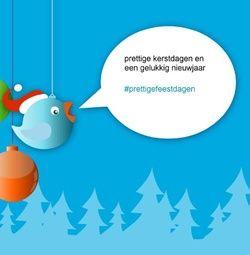 Strakke kerstkaart met vogel. Grappige Cartoon-kerstkaarten. Kies een mooie kerstkaart, schrijf de tekst, en met een druk op de knop, verstuur je ze allemaal! http://www.kerstkaartensturen.nl/kerstkaarten/kerst-cartoons/