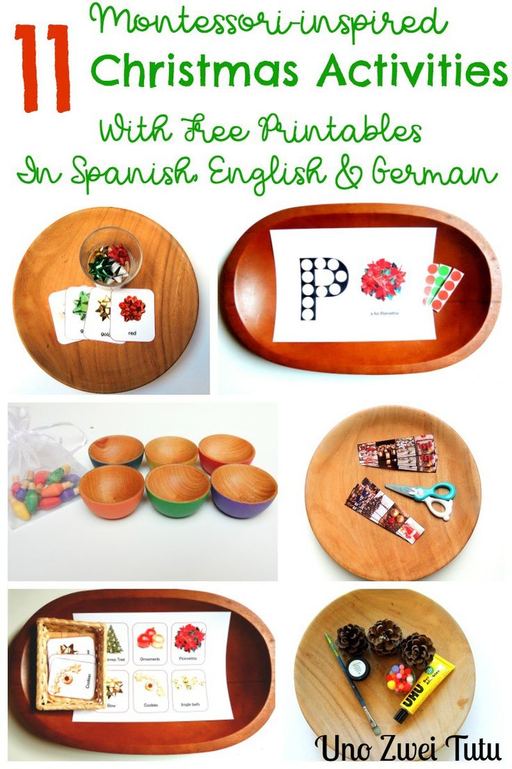 24 Best Montessori In Spanish Images On Pinterest