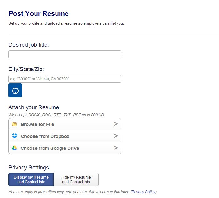 The 25+ best Free online resume builder ideas on Pinterest - how can i write my resume