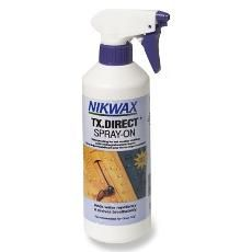 Nikwax TX.Direct Spray-On Water-Repellent Treatment - 16.9 fl. oz.