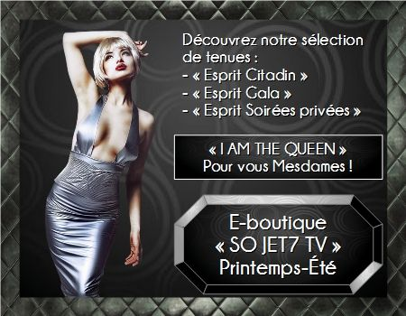SO JET7 TV - Fashion look made in France