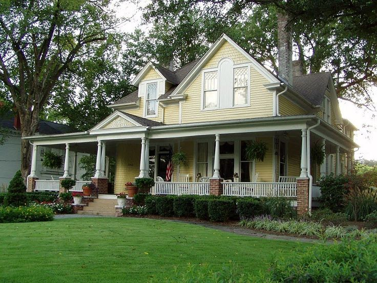 94 Best Yellow Houses Images On Pinterest Yellow Houses Dream