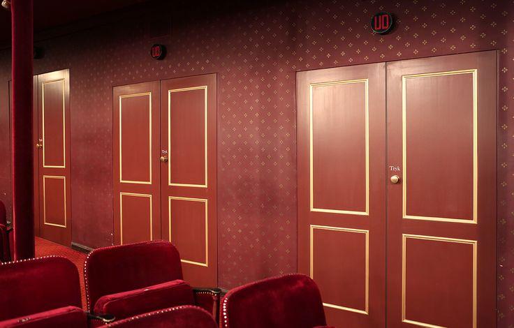 Vahle - Acoustic Replica Doors | Royal Danish Theatre