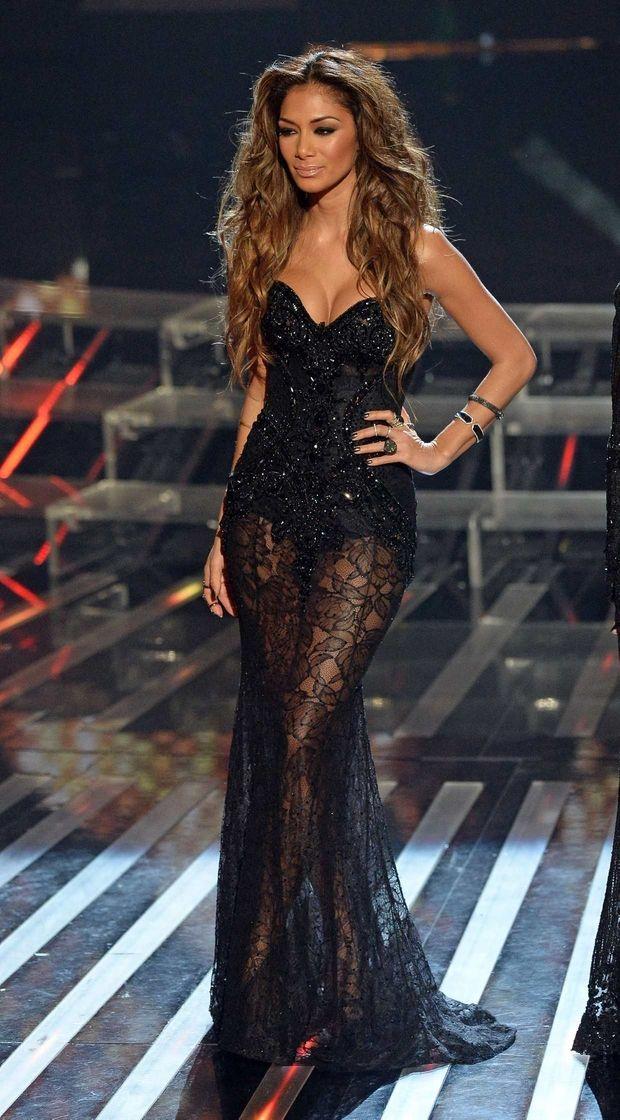 N°9 : L'ex-Pussycat Dolls Nicole Scherzinger, 35 ans