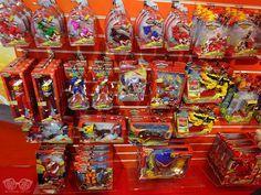 London Toy Fair 2015: Power Rangers Dino Charge