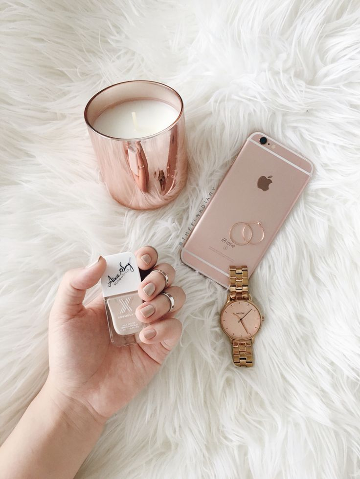 74 Best Images About Rose Gold Aesthetic On Pinterest