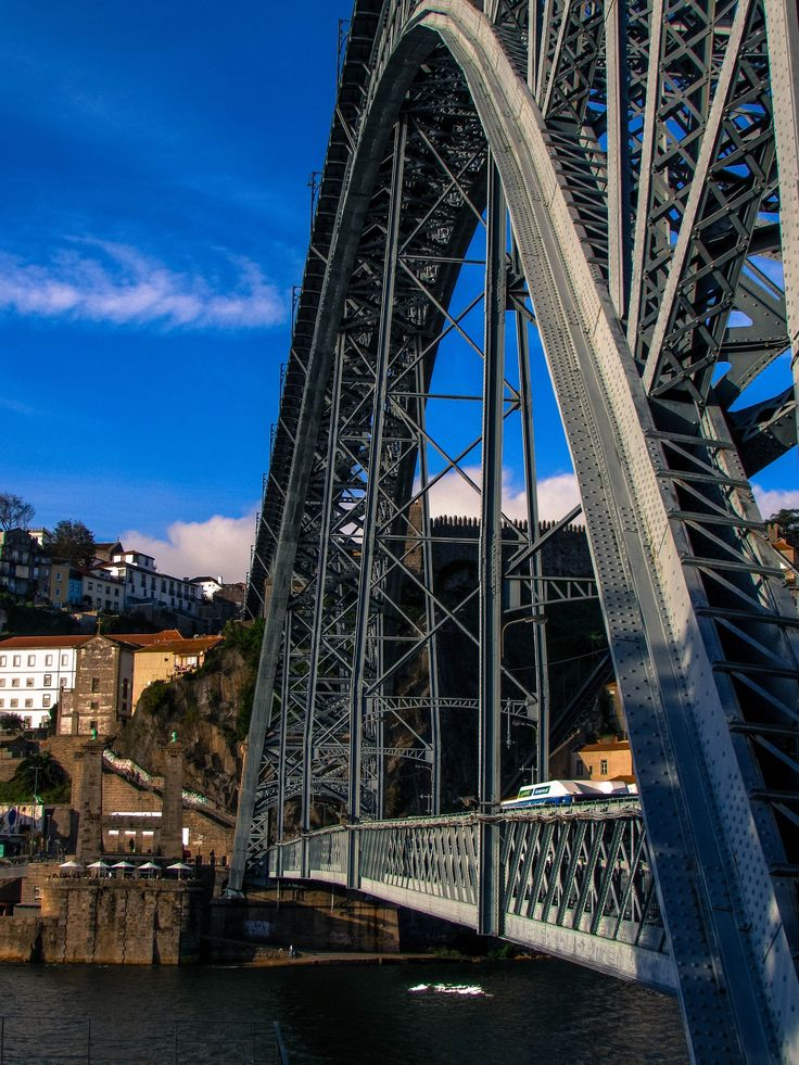 Ponte D. Luis www.webook.pt #webookporto #porto #pontes