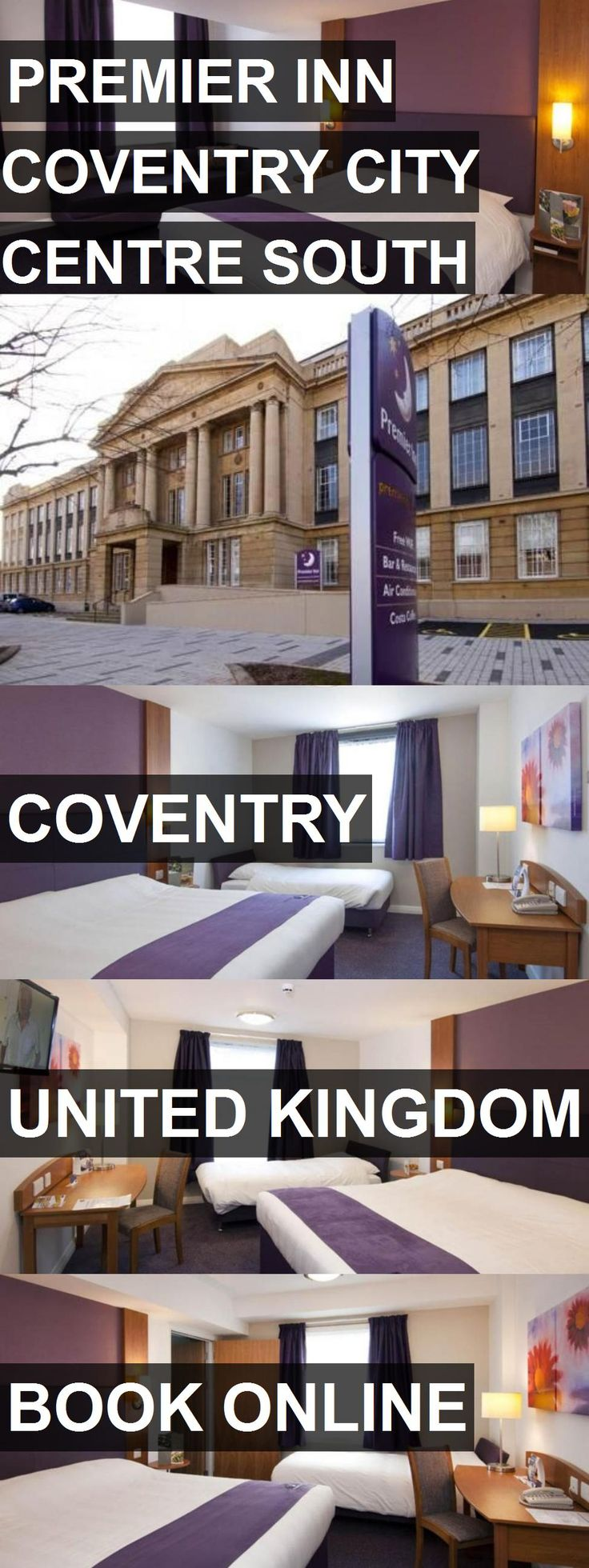 Hotel PREMIER INN COVENTRY CITY CENTRE SOUTH in Coventry, United Kingdom. For more information, photos, reviews and best prices please follow the link. #UnitedKingdom #Coventry #travel #vacation #hotel