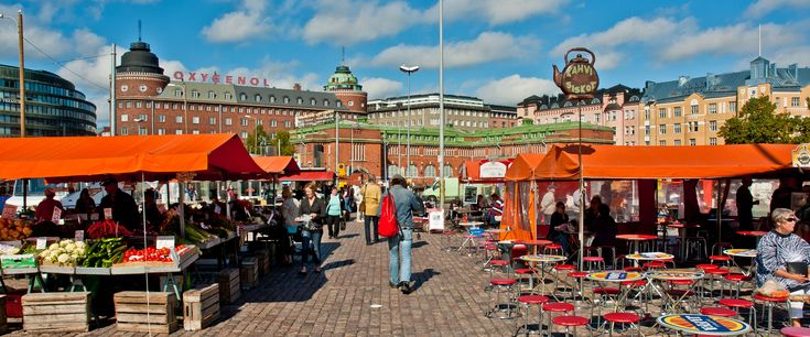 Helsinki  What small sprawled cities can learn from the Finnish capital