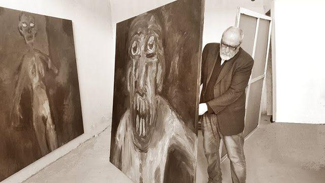 ΓΝΩΜΗ ΚΙΛΚΙΣ ΠΑΙΟΝΙΑΣ: Φώτης Μισόπουλος: Arte bruta στο Φουαγιέ του Συνεδ...
