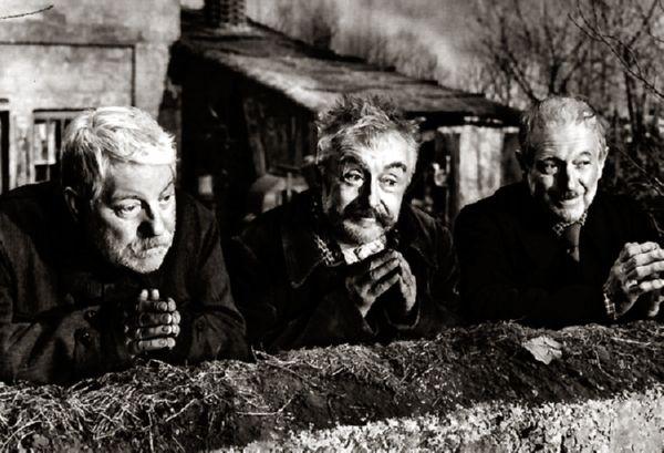 Les Vieux de la vieille, Jean Gabin, Noël-Noël, Pierre Fresnay