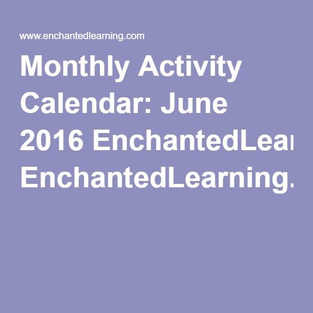 Best Activities Calendar Days Images On   Calendar