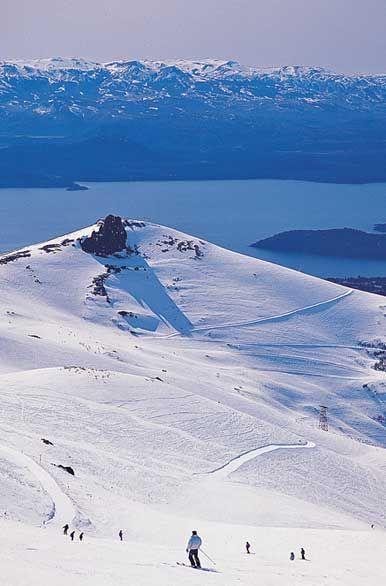 Bariloche- Argentina. As roupas que a gente veste para esquiar deixam a gente muito esquisita. Nunca ri tanto em minha vida!