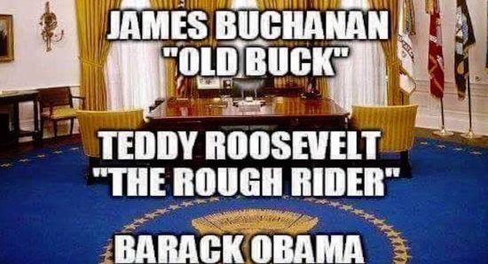 JOKE: Presidential Nicknames That Will Go Down in History