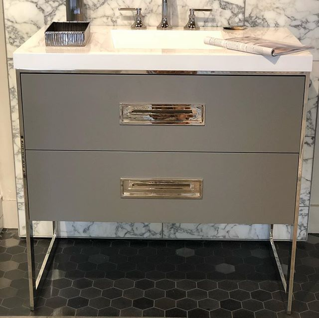 Repost Fixturesandfinishes Meet The Alton Vanity Furniture Guild