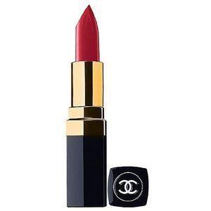 Rode lippenstift van Chanel.