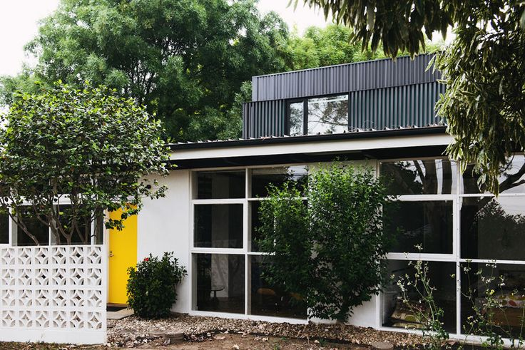 How Nest Architects looked at mid-century modern from a new perspective