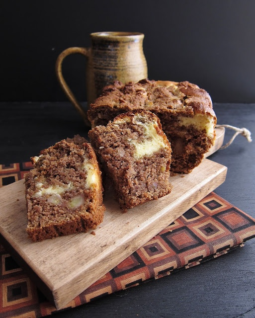 Banana Bread with Cream Cheese Swirl and it's delicious! | Sweet ...