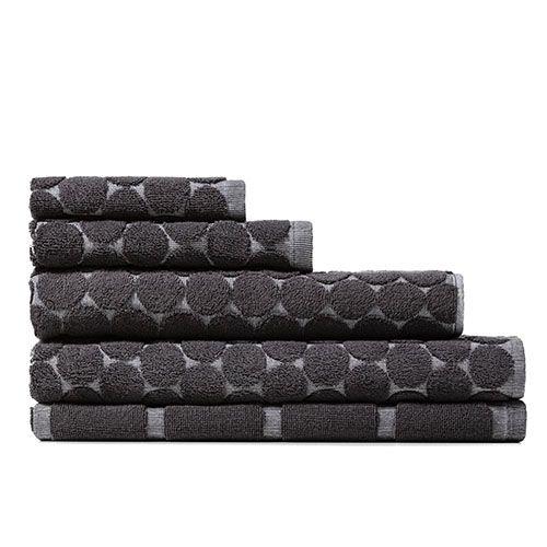 Home Republic - Saratoga Textured Towel - Bathroom Towels - Home Republic - Adairs Online