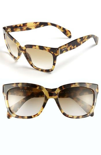 Prada Sunglasses available at #Nordstrom