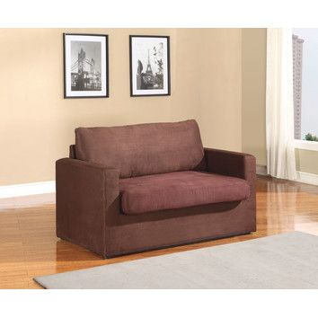 small sleeper sofa sleeper sofas microfiber sofa twin interior decorating chocolates - Small Sleeper Sofa