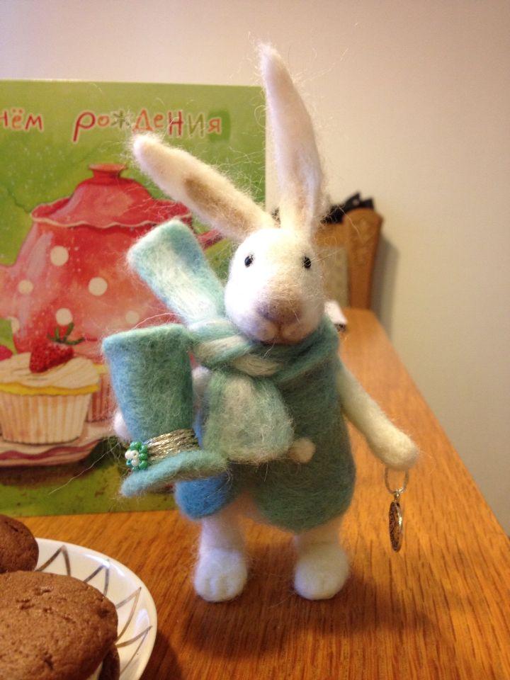 Кролик, Алиса в стране чудес