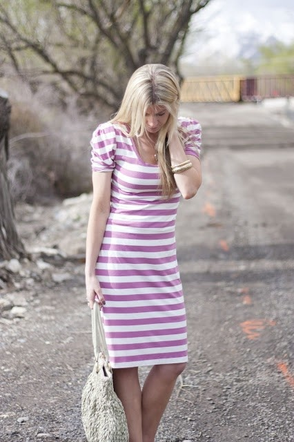 Lavender love dress