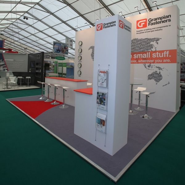 Shell Global Exhibition Programme : Best exhibition stands clip global have designed