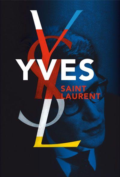 YSL | by Philip Apeloig