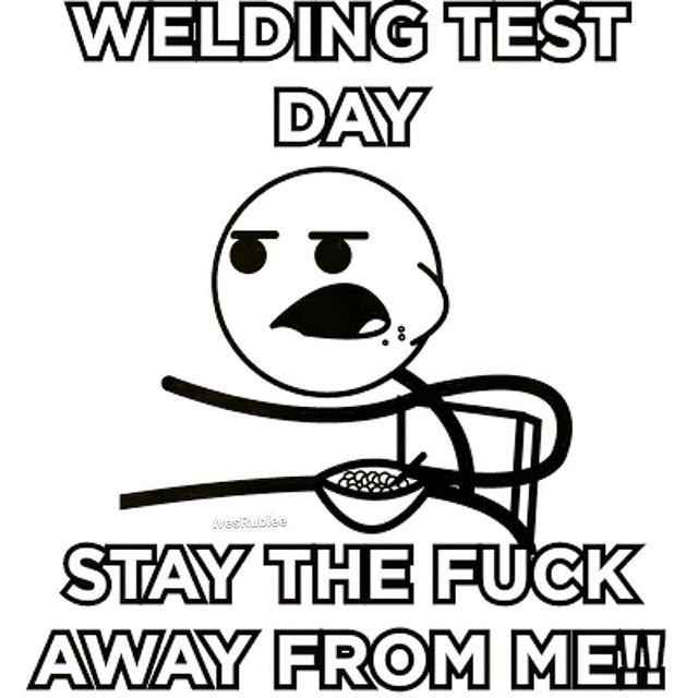 five welding Test today for me #weld#tigwelder#weldernation#love#instagood#weldingmostwanted#weldporn#dimes#pictureoftheday#today#oneofakind#pictureoftheday#beastmode#wheelchair#welderforlife#welderlife#hurley#america#country#today#weldon#music#weldeverydamday#photogrid#meme#greensboronc#titanwelds#tivesrublee#weldingmostwanted