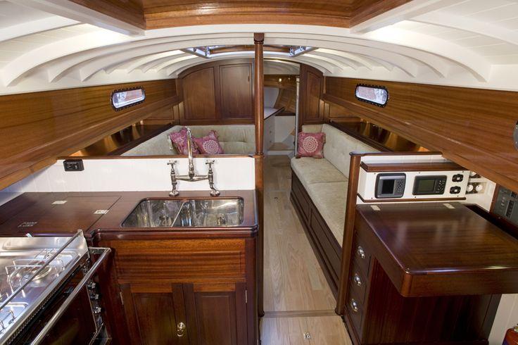 The Fairlie 55 Yacht Fairlie Yachts Sailboats Amp Yachts Pinterest