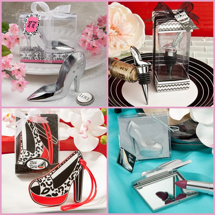 High Heel Shoe Party Favors from HotRef.com