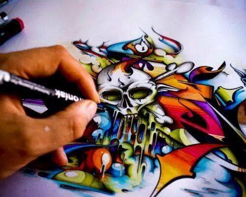 ☮✿★ HAMBURG GRAFFITI  ✝☯★☮