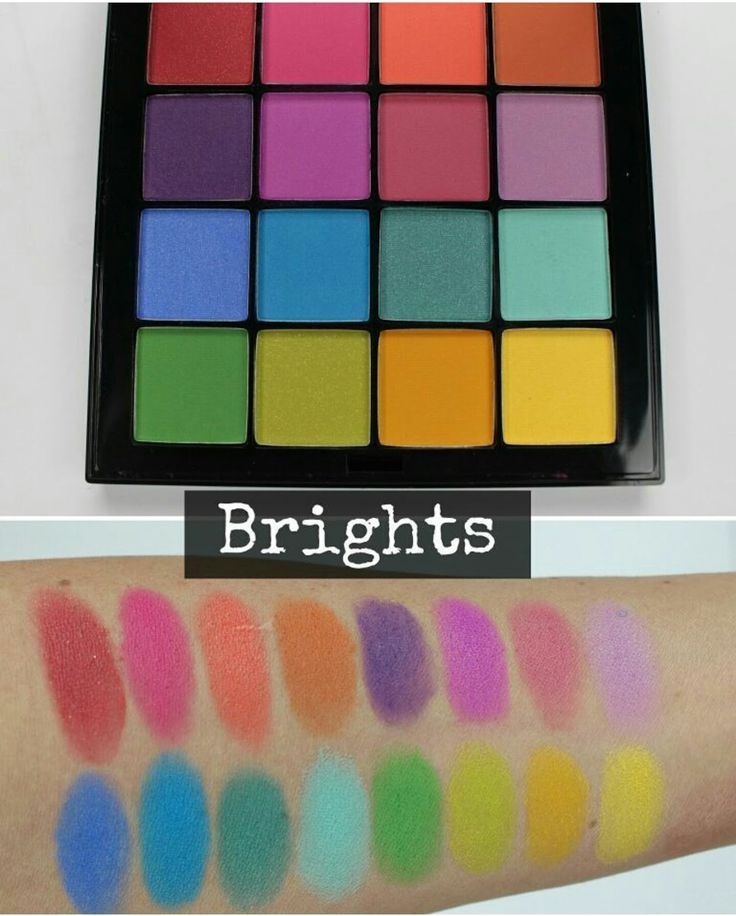 Best Ideas For Makeup Tutorials    Picture    Description  GOOD BUYS   • brights palette by nyx    - #Makeup https://glamfashion.net/beauty/make-up/best-ideas-for-makeup-tutorials-good-buys-%e2%80%a2-brights-palette-by-nyx/