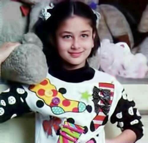 Little and Lovely Kareena Kapoor :)
