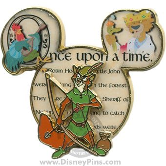 Disney ♥ Robin Hood  holy hell does this thing actually exist.