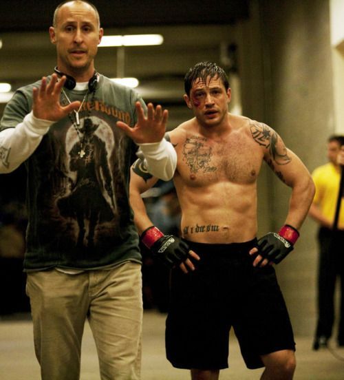 """tomhardyvariations: """" Tom is reuniting with Warrior director Gavin O'Connor for a new project! So many people have wished for a continuation of Warrior. This is something close. Read on ~ Tom Hardy to Star in Bosnian War Movie 'My War Gone By, I Miss..."""