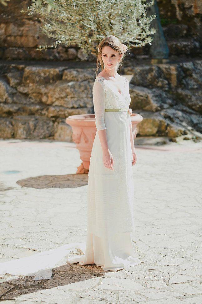 Molto Oltre 25 fantastiche idee su Abiti da sposa anni 20 su Pinterest  EW65