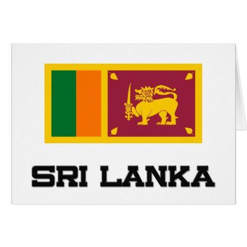 Sri Lanka Flag Zazzle Com Sri Lanka Flag Sri Lanka Pray For Sri Lanka