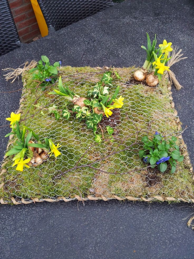 Anneke's Creaties: bloemschikken
