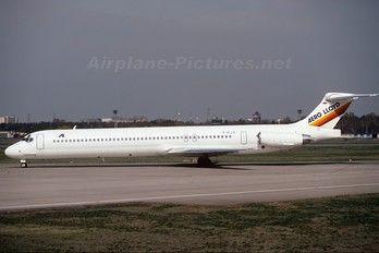 D-ALLN - Aero Lloyd McDonnell Douglas MD-83 photo (844 views)