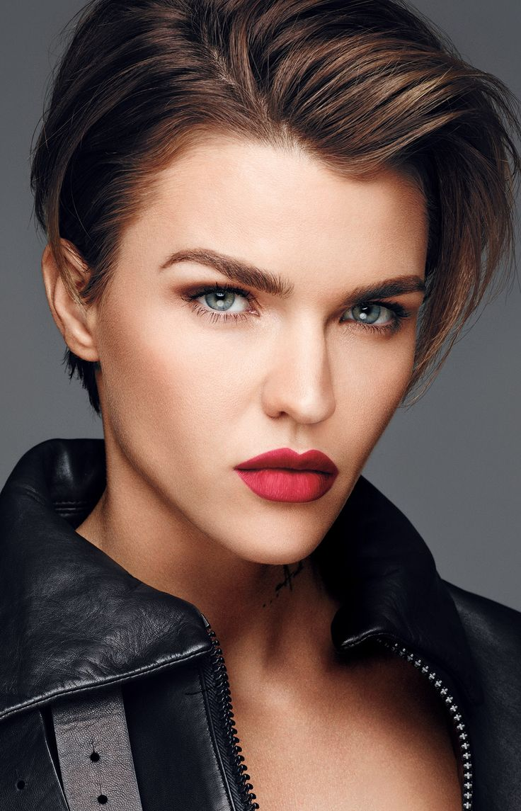 Ruby Rose Source:L'Oréal
