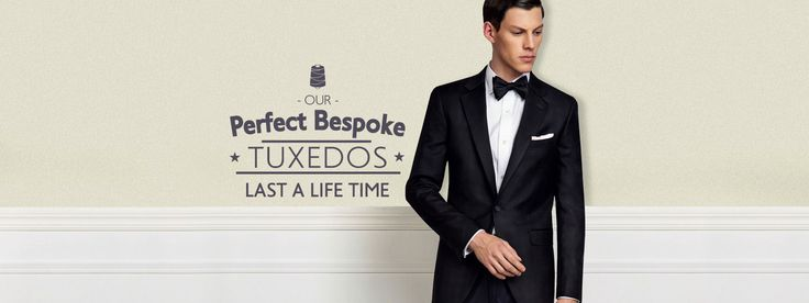 Germanicos Bespoke Tailors Tuxedo, are meant to last a life time! And we can guarantee that ;)