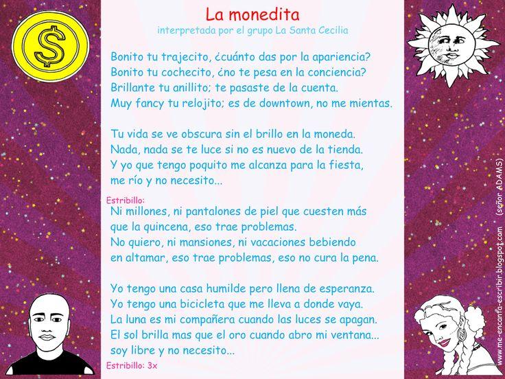 Me encanta escribir en español: la sociedad